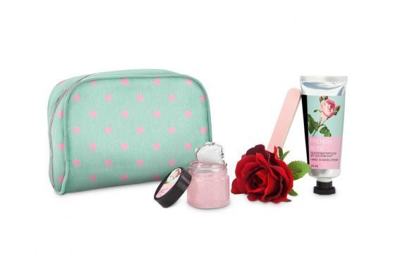 Manicure-Set French Rose - 4-teilig