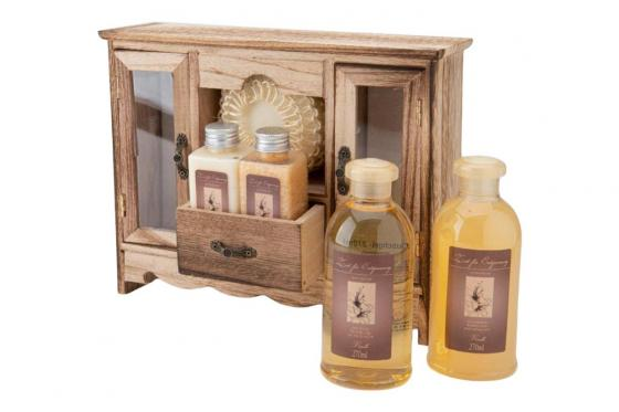 Set Wellness Beauty Care - incl. petit placard