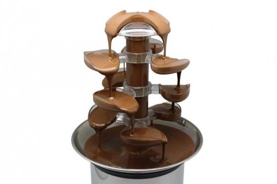 Schokoladenbrunnen - perfekt für 4-12 Personen 2