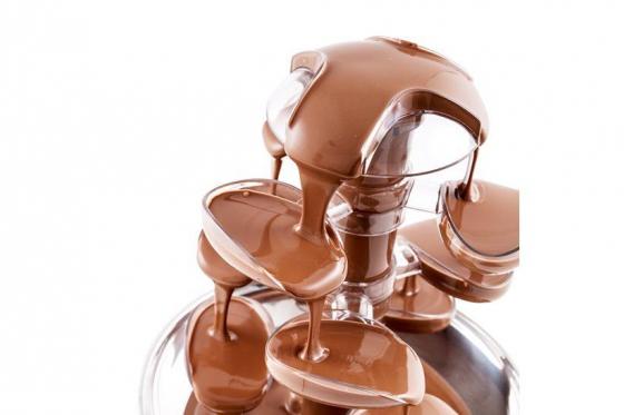 Schokoladenbrunnen - perfekt für 4-12 Personen 4