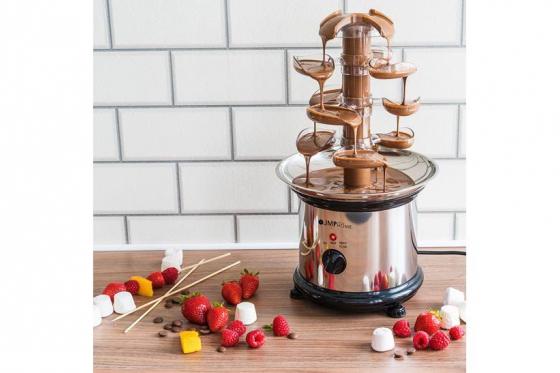 Schokoladenbrunnen - perfekt für 4-12 Personen 6