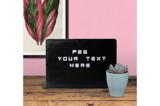 pixel leuchttafel. Black Bedroom Furniture Sets. Home Design Ideas