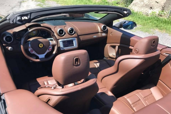 Ferrari California V8 - Location de 6 heures - inclus 180km 2 [article_picture_small]