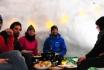 Iglu Abenteuer für 4 Personen-inkl. Fondue, Schlitteln & Schneeschuhlaufen 2