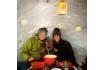 Iglu Abenteuer für 4 Personen-inkl. Fondue, Schlitteln & Schneeschuhlaufen 7