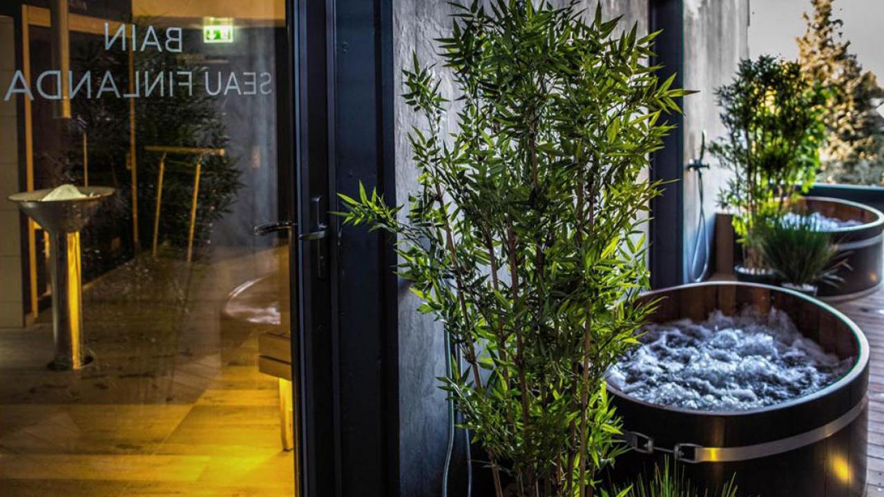 skandinavische entspannung 1 bernachtung am. Black Bedroom Furniture Sets. Home Design Ideas