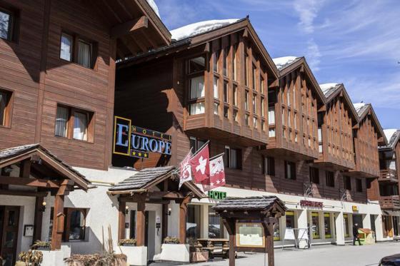 Break alpin à Zinal - Nuitée, accès wellness, menu 3 plats & petit-déjeuner buffet  [article_picture_small]