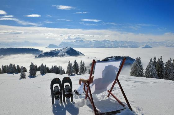 Kulinarische Schneeschuhtour - 3 Gänge - 3 Gastgeber / für 1 Person  [article_picture_small]