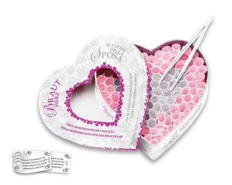 Das Brautherz - Hochzeitsgeschenk