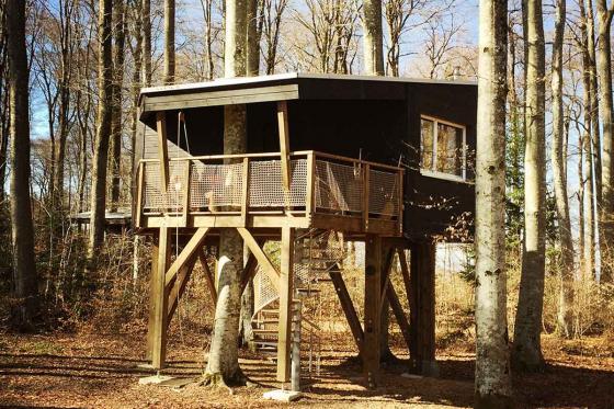 Nuitée dans une cabane - Séjour insolite pour 2 personnes, avec petit-déjeuner 1 [article_picture_small]