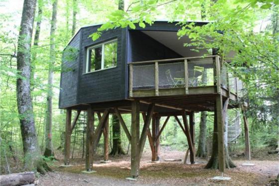 Nuitée dans une cabane - Séjour insolite pour 2 personnes, avec petit-déjeuner 6 [article_picture_small]