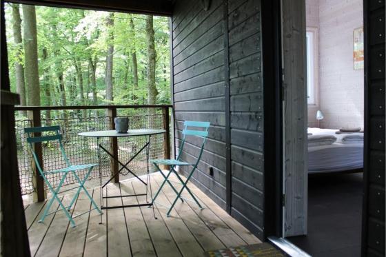 Nuitée dans une cabane - Séjour insolite pour 2 personnes, avec petit-déjeuner 8 [article_picture_small]