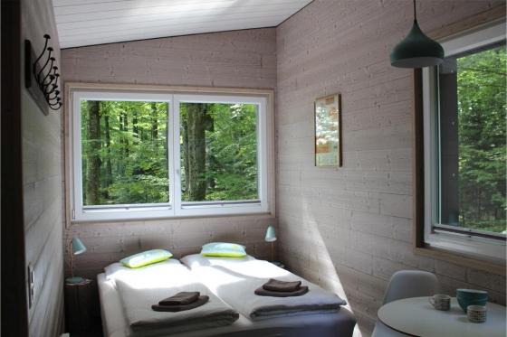 Nuitée dans une cabane - Séjour insolite pour 2 personnes, avec petit-déjeuner 9 [article_picture_small]