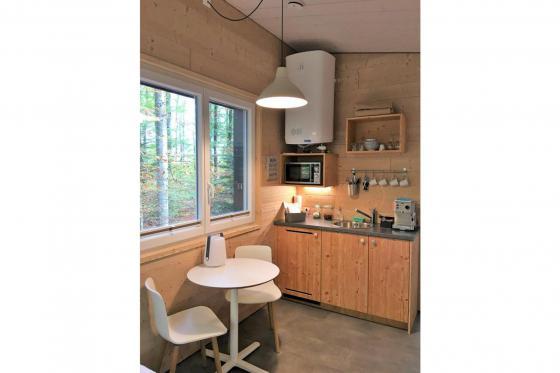 Nuitée dans une cabane - Séjour insolite pour 2 personnes, avec petit-déjeuner 10 [article_picture_small]