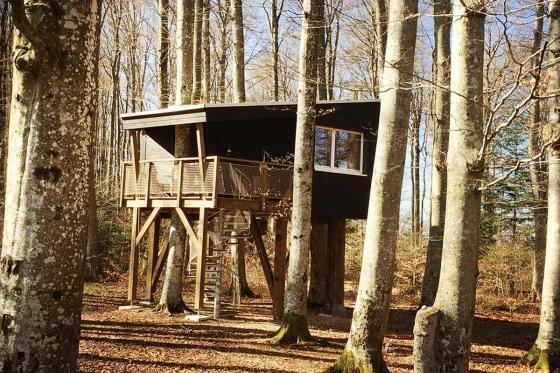 Nuitée dans une cabane - Séjour insolite pour 2 personnes, avec petit-déjeuner 14 [article_picture_small]