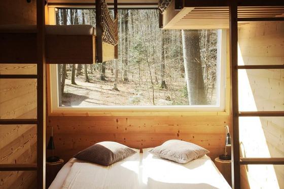Nuitée dans une cabane - Séjour insolite pour 2 personnes, avec petit-déjeuner 15 [article_picture_small]