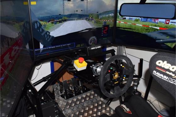 Simulateur de course automobile - Séance de 30 minutes avec le simulateur Simatok pour 1 personne 1 [article_picture_small]
