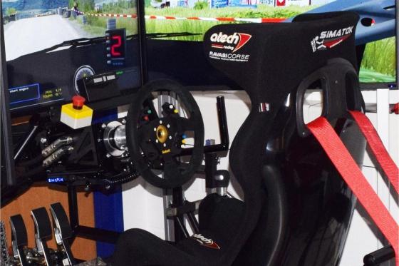Simulateur de course automobile - Séance de 30 minutes avec le simulateur Simatok pour 1 personne 4 [article_picture_small]