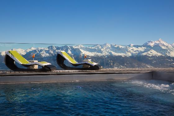 Séjour à 2'112m d'altitude - à Crans-Montana / 2 nuits pour 2 pers / en semaine 5 [article_picture_small]