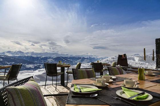 Séjour à 2'112m d'altitude - à Crans-Montana / 2 nuits pour 2 pers / en semaine 6 [article_picture_small]