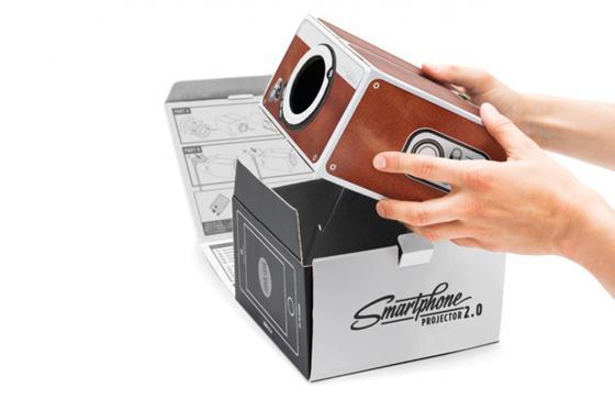 Projecteur portable  - Smartphone-cinéma 1