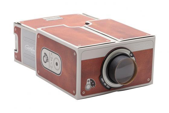 Projecteur portable  - Smartphone-cinéma 2