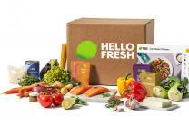 Veggie Kochbox von HelloFresh - 3 Gerichte für 2 Personen