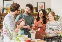 Express Kochbox von Hello Fresh - 3 Gerichte für 2 Personen