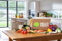 Classic Kochbox von HelloFresh - 3 Gerichte für 2 Personen