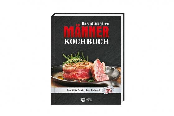Männer Kochbuch - mit vielen Bildern