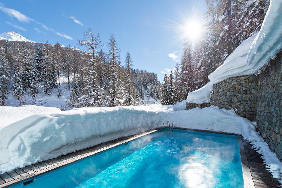 2 nuits à l'hôtel Schweizerhof - pour 2 personnes + forfaits de ski pour 1 jour  [article_picture_small]