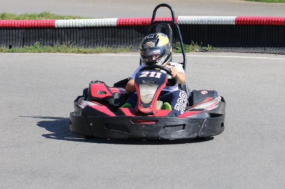 3 x 10 minutes de karting - Pour 1 adulte (dès 14 ans) 6 [article_picture_small]
