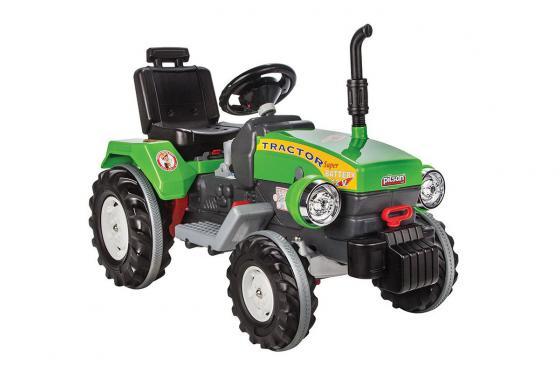 Traktor  - mit elektrischem Antrieb, 101 x 55 x 66 cm