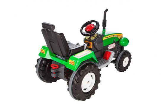 Traktor  - mit elektrischem Antrieb, 101 x 55 x 66 cm 1
