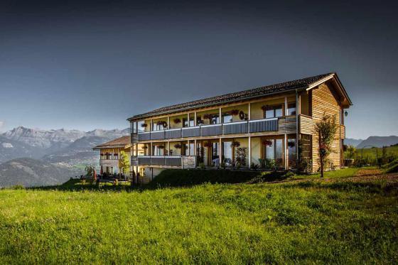 Escapade romantique à deux - Séjour de 2 nuits avec vue sur les Alpes  [article_picture_small]