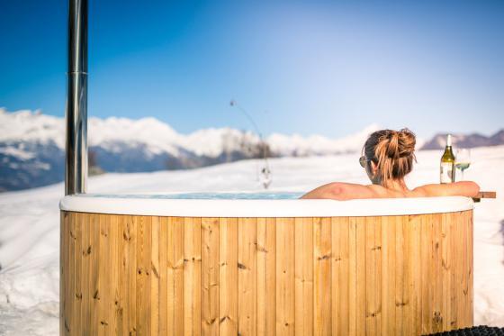Escapade romantique à deux - Séjour de 2 nuits avec vue sur les Alpes 4 [article_picture_small]