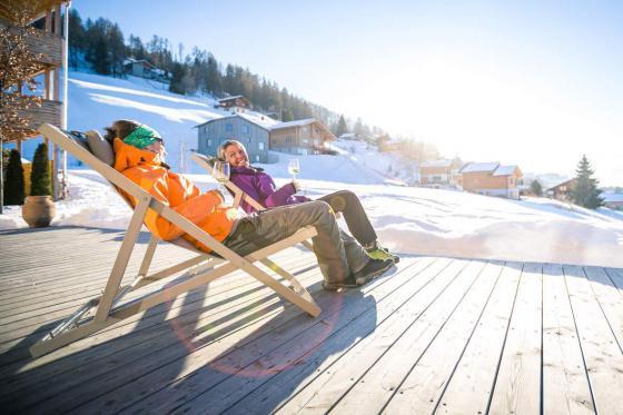 Escapade romantique à deux - Séjour de 2 nuits avec vue sur les Alpes 8 [article_picture_small]