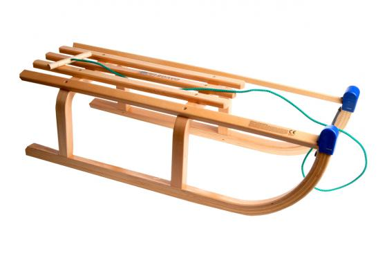 Davoser Schlitten - 100cm, bis 115kg belastbar