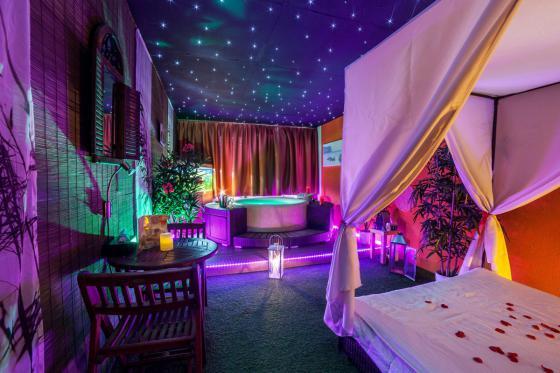 Spa privatif romantique - Pour 2 personnes - le soir  [article_picture_small]