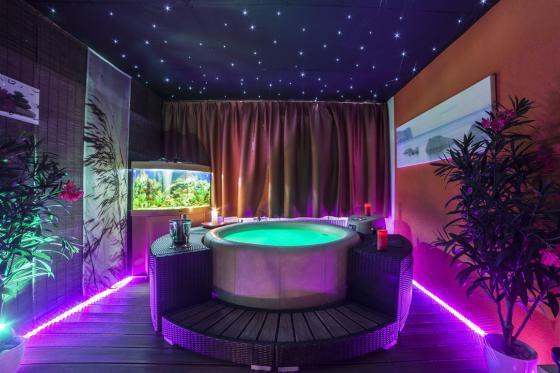 Spa privatif romantique - Pour 2 personnes - le soir 1 [article_picture_small]