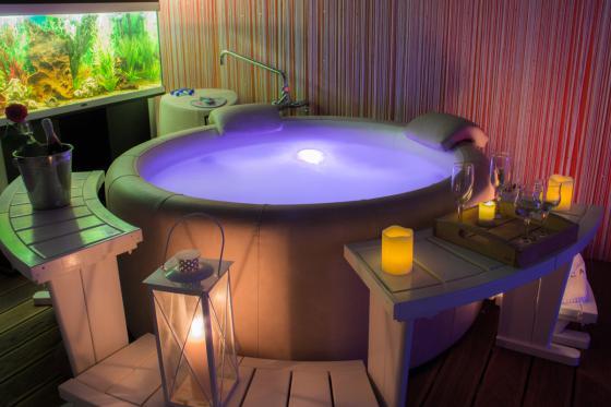 Spa privatif romantique - Pour 2 personnes - le soir 5 [article_picture_small]