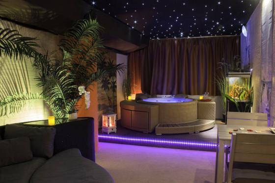 Spa privatif romantique - Pour 2 personnes - le soir 6 [article_picture_small]