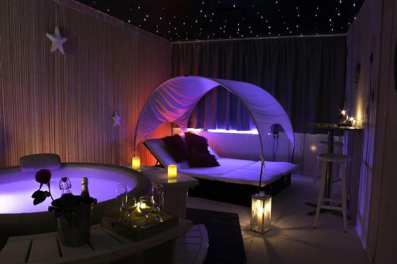 Spa privatif romantique - Pour 2 personnes - le soir 7 [article_picture_small]
