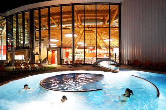 4* Hotel Wellness Übernachtung - inkl. Eintritt ins Aquabasilea und 3-Gang-Menü 1 [article_picture_small]