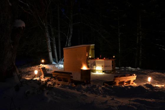 Nuit insolite en altidôme -  avec toit panoramique, pour 2 personnes, petit déjeuner compris 2 [article_picture_small]