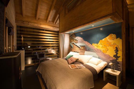 Übernachtung im Chalet -  Für 2 Personen mit 1h privater Whirlpool / Nebensaison  [article_picture_small]