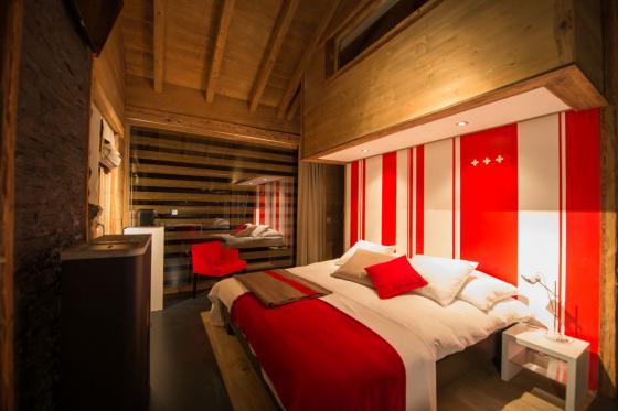 Übernachtung im Chalet -  Für 2 Personen mit 1h privater Whirlpool / Nebensaison 2 [article_picture_small]