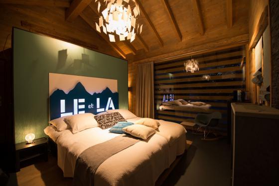 Übernachtung im Chalet -  Für 2 Personen mit 1h privater Whirlpool / Nebensaison 4 [article_picture_small]