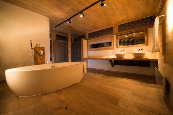 Übernachtung im Chalet -  Für 2 Personen mit 1h privater Whirlpool / Nebensaison 5 [article_picture_small]