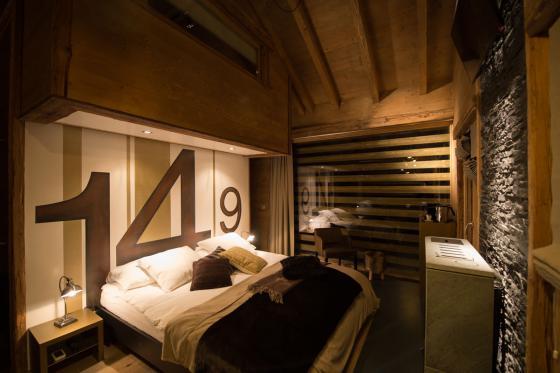 Übernachtung im Chalet -  Für 2 Personen mit 1h privater Whirlpool / Nebensaison 9 [article_picture_small]